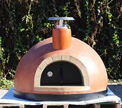 custom pizza oven