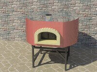 Commercial Modular pizza Oven Kits Modena