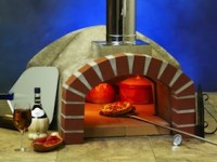 Forno Bravo Casa2G modular refractory pizza oven kti