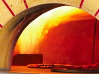 gas commercial pizza oven