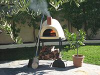 pizza oven Forno Bravo