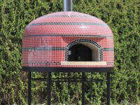 Fully Assembled Residential Pizza Oven Vesuvio