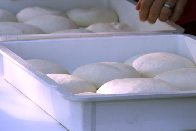 Neo-Neopolitan Dough