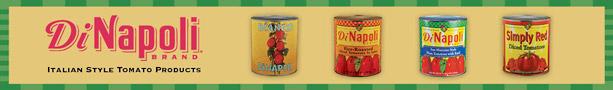 DiNapoli Brand - Italian Style Tomato Products