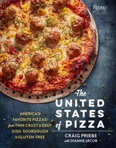 Craig Priebe, Cover, UnitedStatesofPizza_cover