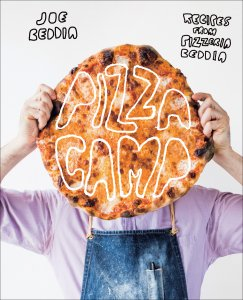 """The cover of """"Pizza Camp: Recipes from Pizzeria Beddia"""""""