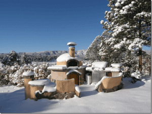 Sangre De Cristo New Mexico Oven