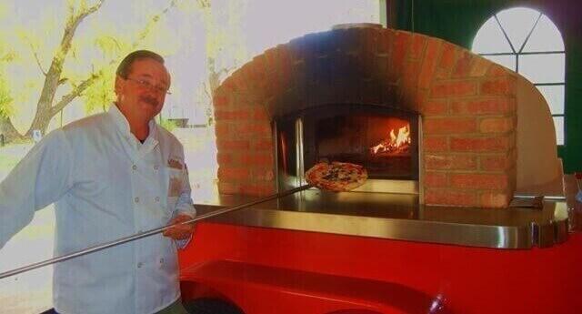 Parlo Pizza oven