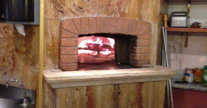 Istria commercial pizza oven