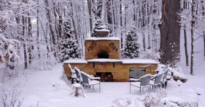 Forno Bravo's 2014 Winter Contest photo