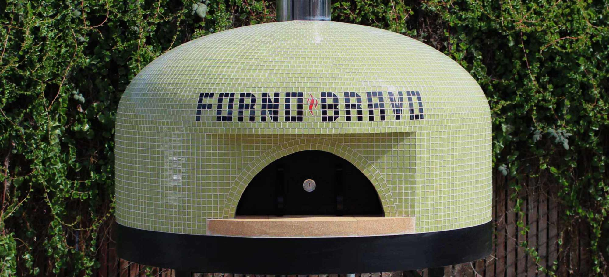 pizza oven, wood fired, forno bravo