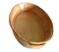 Terracotta-casserole-oval-12.5 x 7