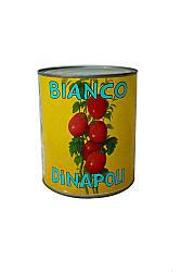12x Bianco Dinapoli Organic Whole Peeled Tomatoes