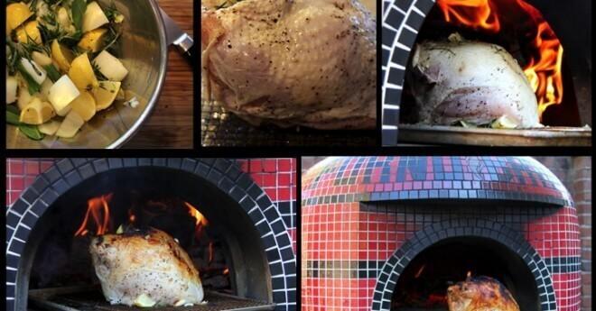 Fire Roasted Turkey