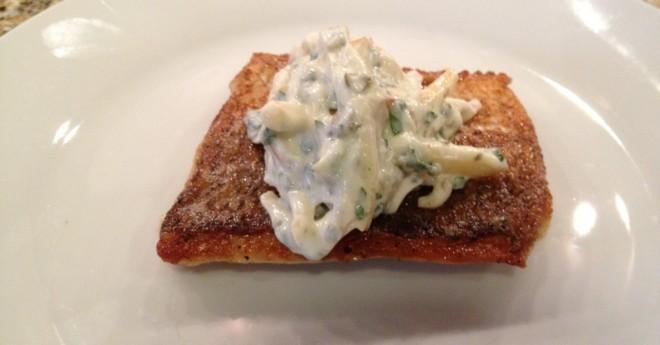 oven-roasted whitefish