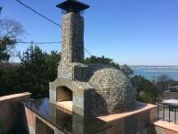 diy brick oven pompeii kit