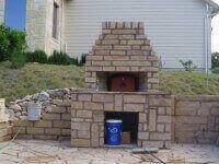 DIY Brick Oven San Antonio TX