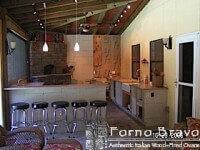 indoor pizza oven Forno Bravo