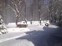 Casa Home Pizza Oven Winter Photo Bovina NY 3