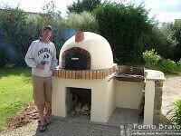 Pompeii DIY Brick Oven