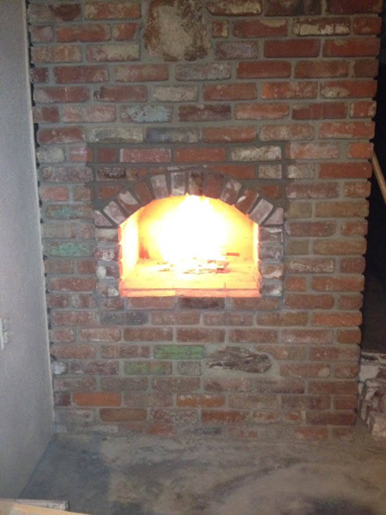 Outdoor fireplace prefab kits rachael edwards for Modular fireplace kits
