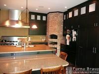 Casa Indoor Pizza Oven Brick Installation Chicago IL