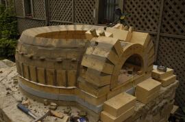 pompeii diy brick oven kit