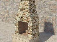 fireplace Forno Bravo