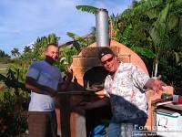 Pompeii DIY Brick Oven Florida 30