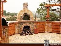 Artigiano Italian Brick Pizza Oven Healdsburg CA 10