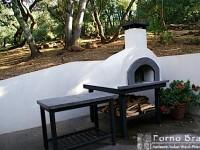 Artigiano Italian Brick Pizza Oven Healdsburg CA 110