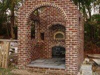 Pompeii DIY Brick Oven Long Island NY