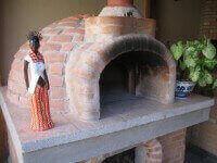 Pompeii DIY Brick Oven - Mexico