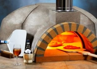 Modena OK Commercial Pizza Oven Kit