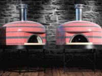 Commercial Pizza Oven Napoli Assembled