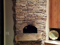 pizza oven indoor wood fired