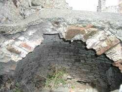 pompeii pizza oven dome cross section