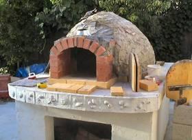 Pompeii Brick Oven Kit Specifications Forno Bravo