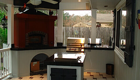 Professionale Commercial Pizza Oven Porter