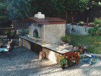 Pompeii DIY Brick Oven Portland OR 11
