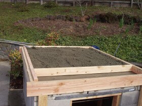 poured-vermiculite-layer