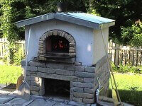 Pompeii DIY Brick Oven Powder Springs GA 1