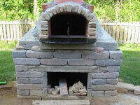 Pompeii DIY Brick Oven Powder Springs GA 2