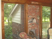 Artigiano Brick Oven Install - Brick Finish Raleigh NC