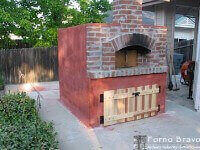 Pompeii DIY Brick Oven - Redding PA