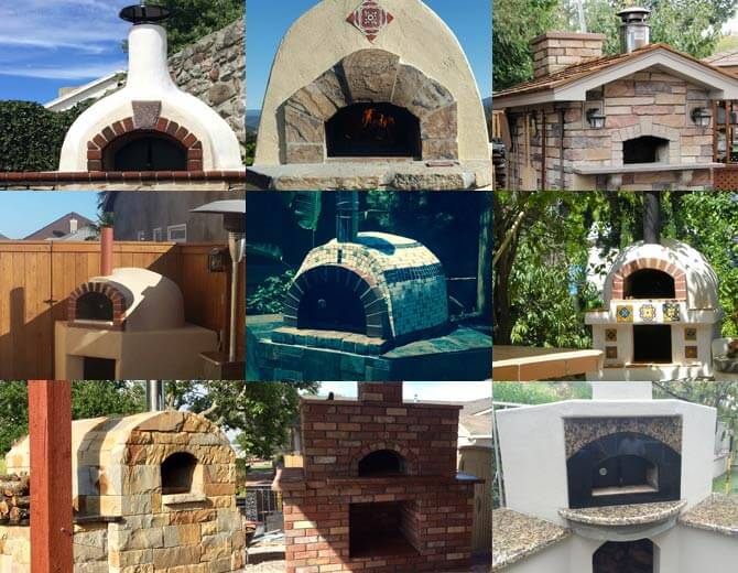 Pizza Oven Photo Gallery
