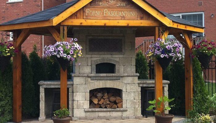 Professionale Commercial Pizza Oven Richmond Hill Ontario Canada