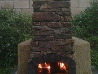 Giardino Outdoor Pizza Oven - Riverside CA 3