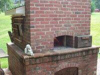 Pompeii DIY Brick Oven Salem VA