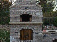Pompeii DIY Brick Oven South Elgin IL